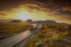 American Freightways - Big Bend