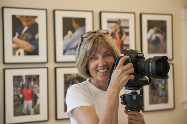 Photographer Susan Lambert